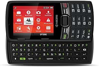 Kyocera Contact Black (Virgin Mobile)