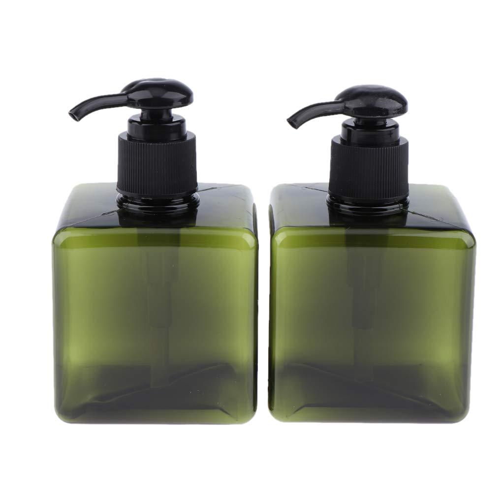 Vert Homyl 250 Ml Distributeur de Savon en plastique