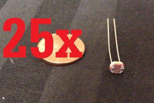 Sensitive Resistor Photoresistor Photocell Gl5528 product image