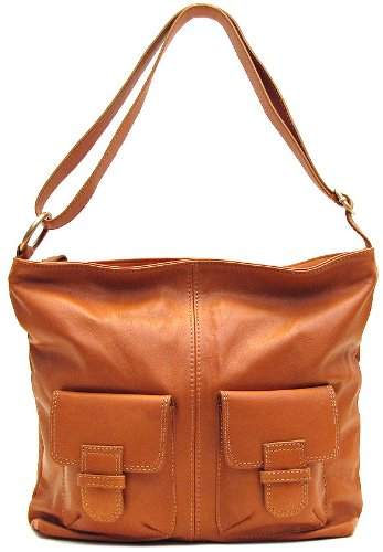 Hobo Saddle Leather Handbags - 4