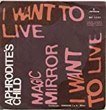 magic mirror / i want to live 45 rpm single