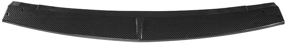 NZ-CJ 3 St/ücke Pp Auto Front Lip Chin Sto/ßstange Body Kits Deflector Spoiler Splitter Diffusor Au/ßen F/ür Mazda 3 Limousine Axela 2019 2020