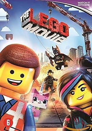 The Lego Movie 2014 Amazon Co Uk Dvd Blu Ray