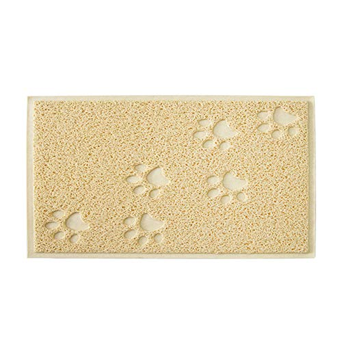 Vim Tree Dog Cats Pads Pets Feet Mat Dog Bowl Mat Silicone Absorbent Waterproof Dog Food Mat