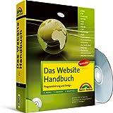 Das Website Handbuch - aktualisierte  Ausgabe: Programmierung und Design (Kompendium / Handbuch)