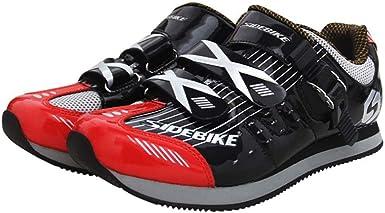 YU shoes Zapatillas de ciclismo Hombres Senderismo Transpirable Al ...