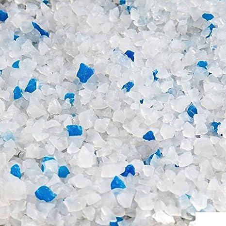 Tigerino Crystals - 6 paquetes de 5 l de arena de silicio ...