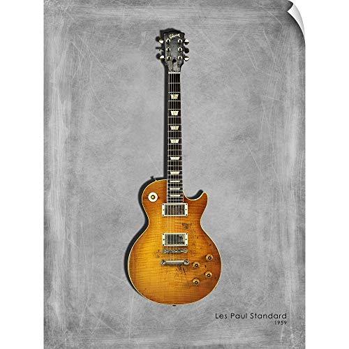 CANVAS ON DEMAND Gibson Les Paul Standard 1959