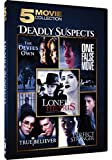 Deadly Suspects - 5 Movie Collection: Lonely Hearts, One False Move, Perfect Stranger, True Believer, The Devil's Own