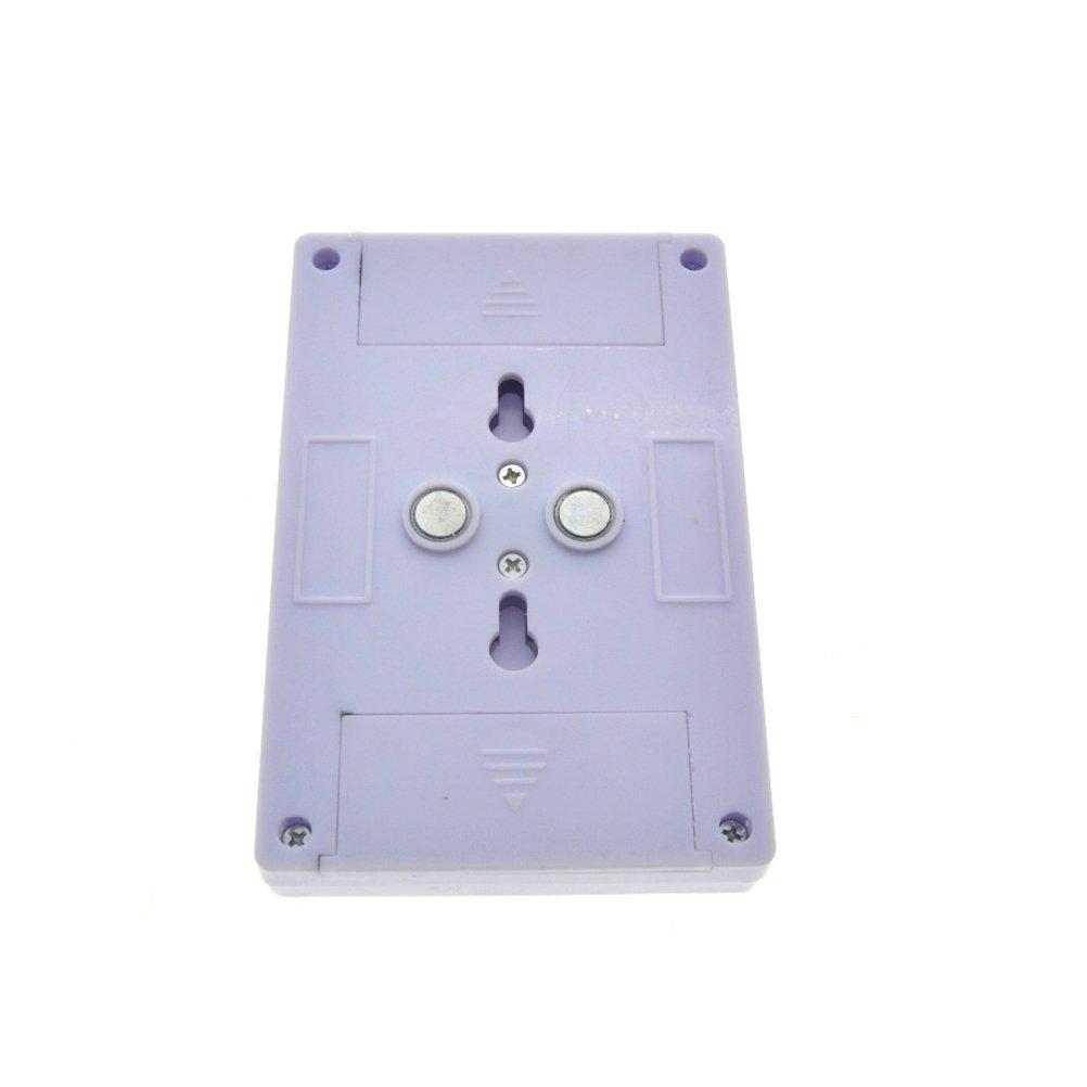 Lichtschalter des 4pcs Schrank mit Batterien Notlicht-LED Licht der ...