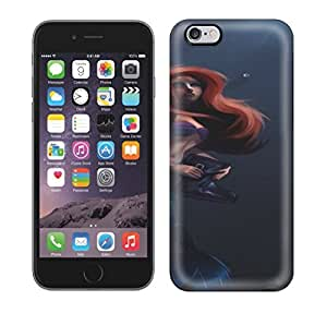 Loving Pop The World Above,The Little Mermaid phone case for iphone 6 plus