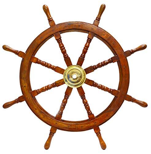 (Brass Nautical Large 30