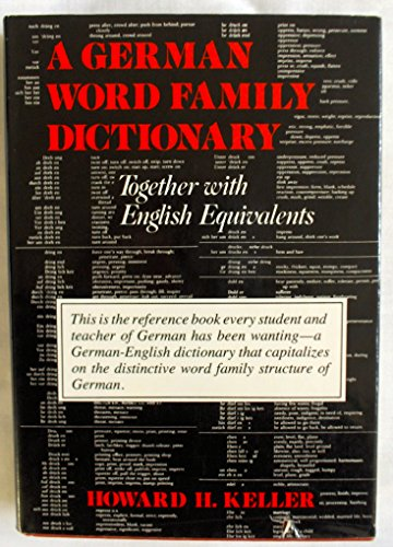 german word family dictionary together with english 読書メーター