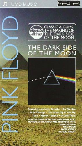 Pink Floyd - The Dark Side of the Moon - Classic Albums  [UMD Mini for PSP] [UMD for PSP]