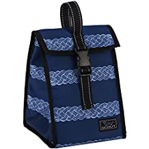 SCOUT Doggie Bag Lunch Cooler, Knotty by Nature
