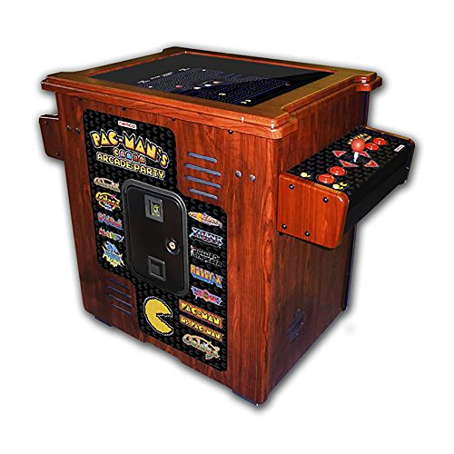 Pacman Party Cocktail Home Arcade Game Machine