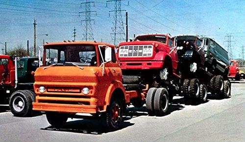 amazon com 1968 gmc heavy duty truck photo entertainment collectibles