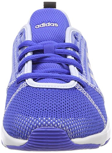 hi aero Bleu res Fitness Cloudfoam Chaussures De Blue silver Arianna Metallic Femme Blue Adidas qYF7T0wx