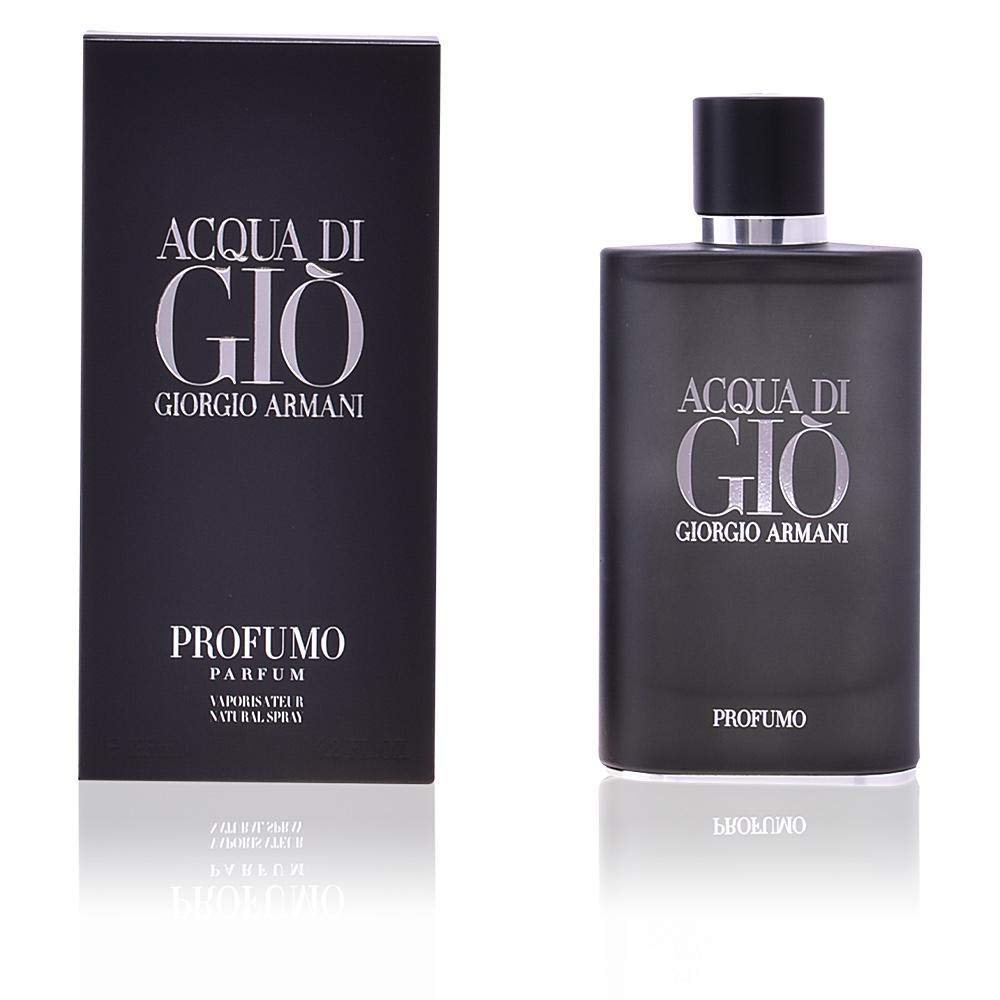Giorgio Armani Acqua Di Gio Profumo for Men Eau De Parfum Spray, 2.5 Ounce