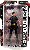 Diamond Select Toys The Expendables 2 Barney Ross with Beret Action Figure