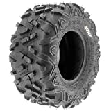SunF Power.II 26x11-12 AT all-terrain ATV UTV Off Road Tire, 6 PR, Tubeless A051