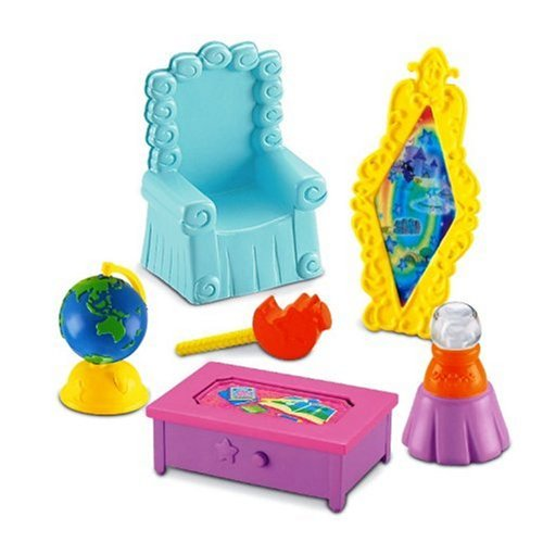 - Fisher-Price Adventure Room Playset - Dora the Explorer Magical Castle