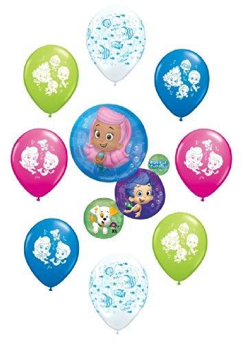 Bubble Guppies Balloon Decoration