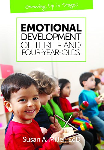 Emotional Development of Three- And Four-Year-Olds (Growing Up in Stages)