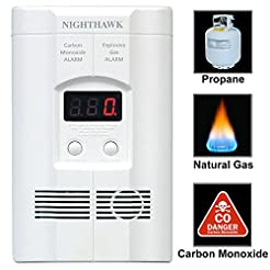 Kidde AC Plug-in Carbon Monoxide and Exp...