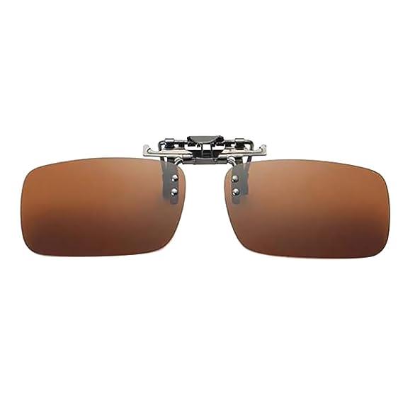 B Blesiya Gafas de Sol con Clip Lentes UV400 para Esquí ...