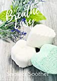 Extra Strength Sinus Relief/Headache Relief/Congestion Relief Shower Soother Melt (5-Pack) - Breathe Easy Blend