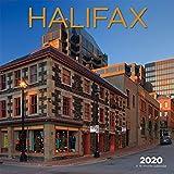 Halifax 2020 12 x 12 Inch Monthly Square Wall Calendar, Canadian Regional Travel Canada