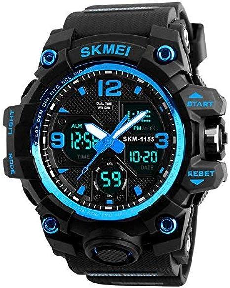 Reloj de pulsera deportivo para hombre