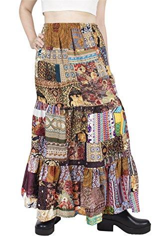 Hippie Gypsy Skirt - 2