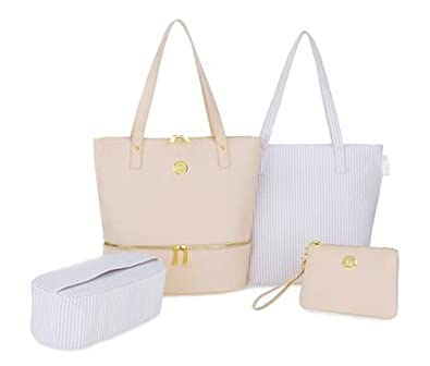 51a5cdca469 Image Unavailable. Image not available for. Color  JOY Smart   Chic Leather  Handbag ...
