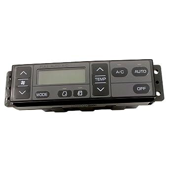 sinocmp excavadora aire acondicionado controlador 4692239 para Hitachi zx200 - 3 aire controlador: Amazon.es: Coche y moto