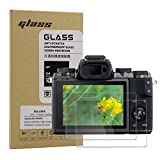 Macolink Screen Protector for Canon Eos M3 M5 M10/Panasonic Lumix DC-GH5 Anti-Scratches 9H Tempered Glass Camera Protective Film (2 Pack)