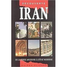 GUIDE - IRAN ANCIENNE EDITION
