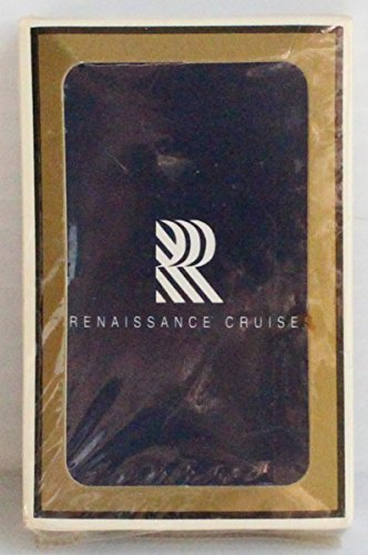 Renaissance Cruise Line Promotional Playing Cards