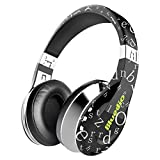 Bluedio A (Air) Fashionable Wireless Bluetooth Headphones with Microphone HD Diaphragm Twistable Headb