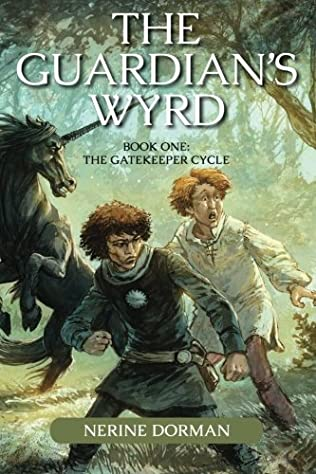 book cover of The Guardian\'s Wyrd