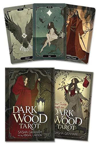 Dark Wood Tarot by Llewellyn Publications