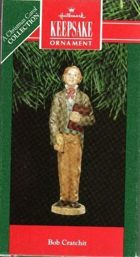 "Bob Cratchit Ornament From Charles Dickens' ""A Christmas ..."