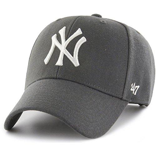 '47 Brand Snapback Cap - MVP New York Yankees charcoal