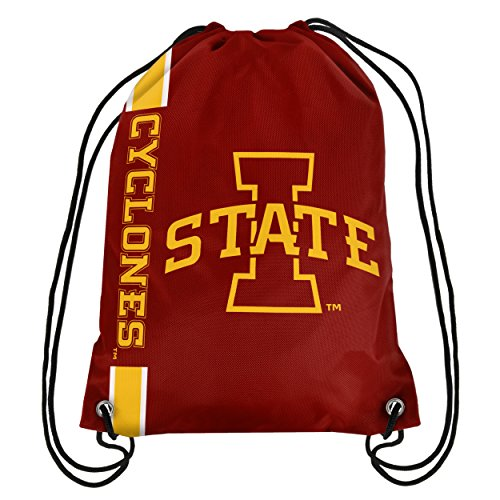 (Iowa State Big Logo Drawstring Backpack)