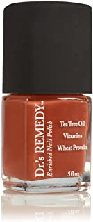 product image for Dr.'s Remedy Organic TENDER Terracotta Nail Polish Long Lasting Antifungal Treatment for Nails and Toenail Fungus formulated by a Physician Restores Healthy Appearance of Discolored Damaged Nails