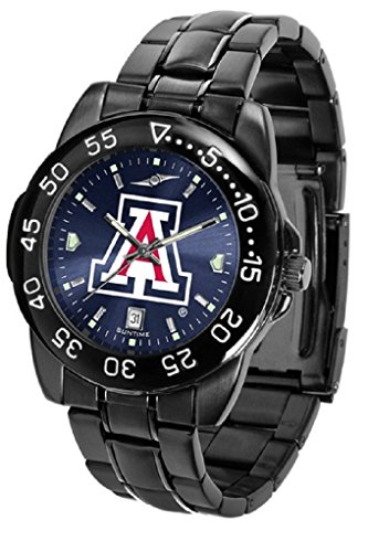 Collegiate Fantom Sport Anochrome Premium Mens Watch with gunmetal band - Watch Sport Arizona