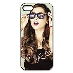Customize American Famous Singer Ariana Grande Back For SamSung Galaxy S4 Phone Case Cover JN5S-2469
