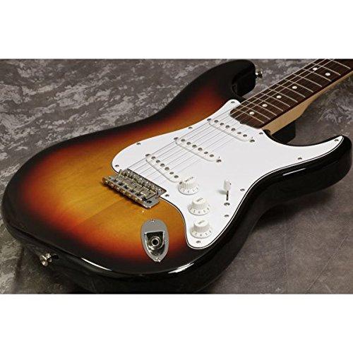 Fender Japan/ST-43 3 Tone Sunburst B07F9KJ1FB