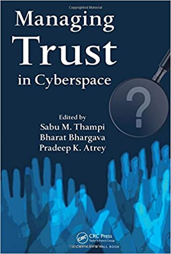 Book Managing Trust in Cyberspace